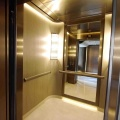 Elevator with Air Conditioning and Emergency Operation