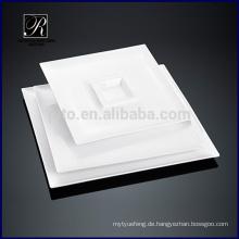 Küchenschatz quadratische Platte mit Untertasse neue heiße Design!