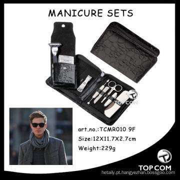 conjunto de manicure em aço inoxidável conjunto de manicure em unha conjunto de manicure masculino