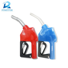 Patent gas dispenser nozzle, fuel dispenser nozzle, gas nozzle