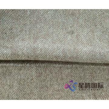 Одноразовая шерстяная ткань для елки для одежды