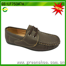 2016 New Child Boys Suede Chaussures (GS-LF75347)