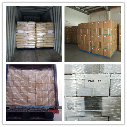CRH Packing According to Requirements