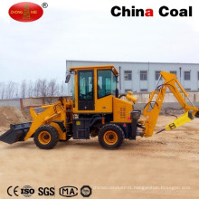 3900kg Wz25-16 Hydraulic Chinese Backhoe Loader