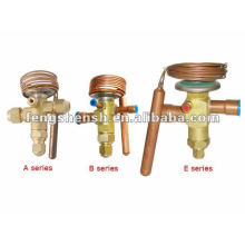 thermal conditioning expansion valve
