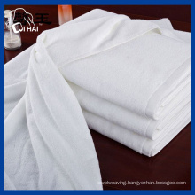 100% Cotton Yarn 120g White Towel (QHW00332)
