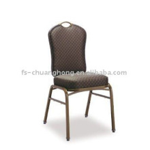 Aluminum Rocking Back Chair Dining Furniture (YC-C96)