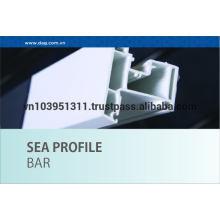 Vietnam plastic window and door frame, uPVC Profile