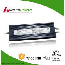 Conductor dimmable impermeable 100w 24v del conductor de las luces del conductor 100w DW para el uso al aire libre