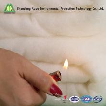 feuerfeste Polyesterwatte für Matratzenfüllung