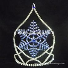 2015 Corona bonita de la nieve del desfile de belleza de la venta caliente