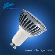 Good light distribution ETL approval optical lens led spotlight