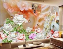 Interior Decoration PVC 3D Table Top Panel