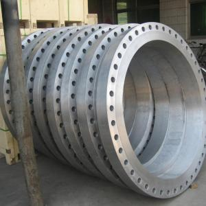 Forged Carbon Steel St 37.2 Uni 2277 Plate Flange
