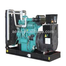 Certificados de CE & ISO !! China Generador de fase de la CA de Wuxi 3 con el motor de Wandi