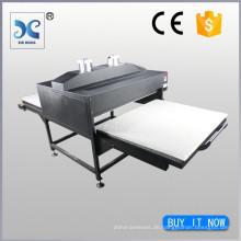Hydraulische 800 * 1000mm Großformat Dye Sublimation Heat Press Maschine FJXHB4-2