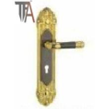 Bn-Gp Color Iron Material Door Handle