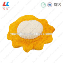 Egg shape comely bath sponge tools