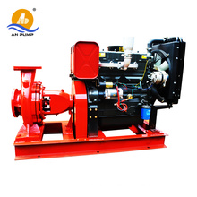 centrifugal end suction pump, single stage