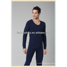 Мода дизайн бесшовные мужчины пижамы