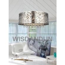 Crystal Pendant Lighting Living Room Modern Lamp