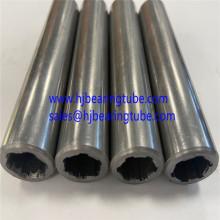 Металлические трубки неправильной формы Бесшовные трубы из углеродистой стали