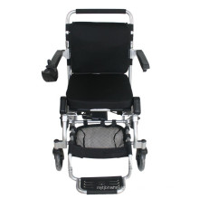 Disabled People Use Power Wheelchair