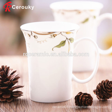 Cheap wholesale new bone china mug