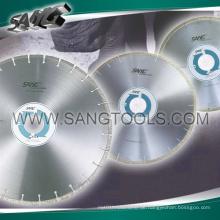 Diamant-Schneidmesser für Hartmaterial