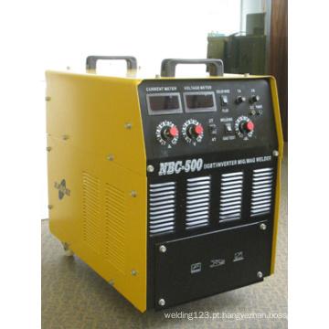 Máquina de solda de inversor Mig / Mag (MIG-500)