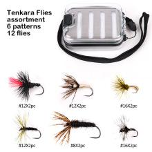 Stock disponible Mouches de pêche à la mouche Tenkara
