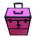 Professional Makeup Trolley Case with Trays