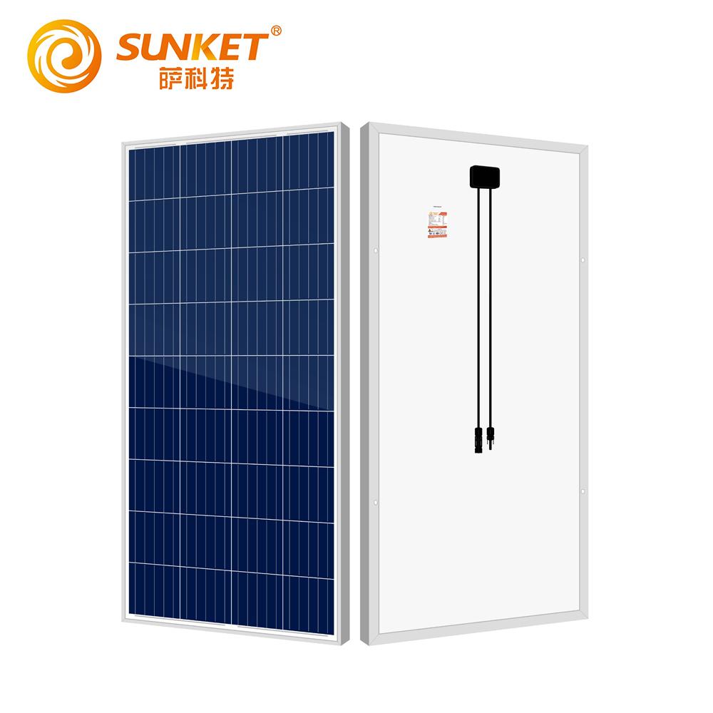 JA 140w ploy solar panel