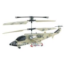 Вертолет с вертолетами для вертолетов с игрушками Mini 3 CH R / C с гироскопом 818