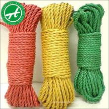 Buena resistencia al desgaste cuerda de giro de nylon de 2.5 mm