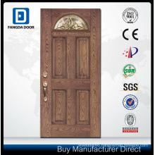 Fiberglass Door with Textured Finish