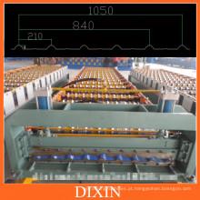 840/1050 Máquina formadora de rolos de chapa trapezoidal