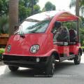 Aprobación CE Coche de turismo eléctrico colorido de 4 asientos (DN-4/5)