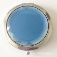 Miroir de poche promotionnel avec Cyrstal (BOX-17)