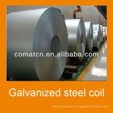 Bobines d'acier galvanisé Aluzinc avec le meilleur prix