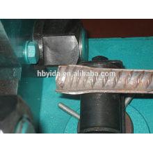 Virada chateada & Threading Machine para vergalhões 50 milímetros de processamento