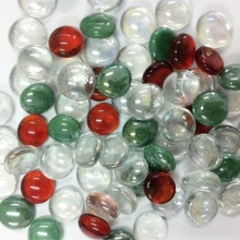 Christmas Decorative Glass Gems for Sale