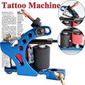 Popular Custom Tattoo Machine for Shader 10 Wrap Coils
