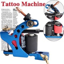 Tattoo Machine Gun con ago