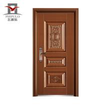 Wholesale турецкий стиль дешевые стальные двери безопасности