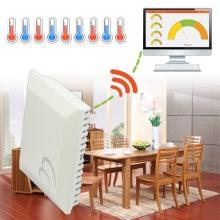 Online Multipoint Temperature Wireless Sensors