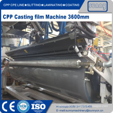 CPP CPE Multilayer Co-extrusion Cast film Line
