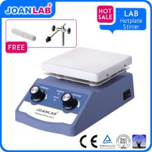 Agitador magnético JOAN LAB com placa quente para preço barato
