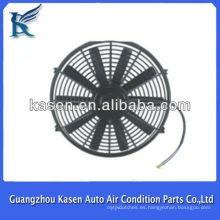 Ventilador de enfriamiento automotor 12v / 24v ventilador de refrigeración de pieza auto