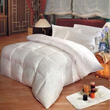 2015 China Lieferant Microfaser Polyester Weiß Quilt Set Bettdecke Bett in einer Tasche mit Matratze Topper